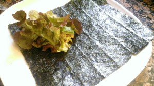 handroll making1