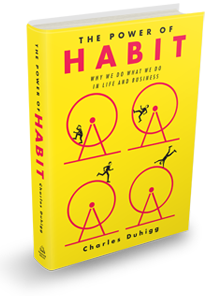 The Power of Habit book-cover